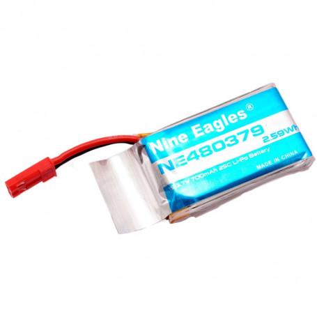NE480379, Batterie pour drone Galaxy Visitor 6 Nine Eagles - LiPo 3,7V 700mAh 35c