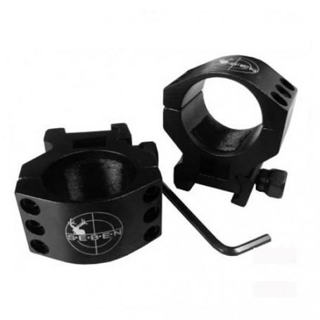 Système de fixation M13 pour lunette de Visée