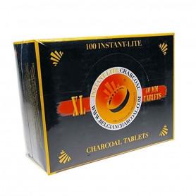 Charbon à chicha et encens Instant Lite 40mm