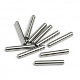 101239, Goupilles pr Bullet ST/MT/WR8 HPI Racing 1,7x11mm par 10pcs