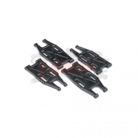 101213, Kit Triangles suspensions Bullet MT/ST HPI Racing