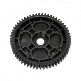 85432, Engrenage 57 Dents pr voiture thermique/électrique 1/5 Baja 5B/Dbox/5SC/5T/5SC/5R/Kraken HPI Racing