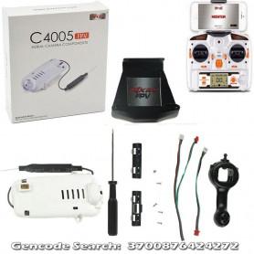 Caméra FPV C4005 Wifi HD 1280 x 720P pour drone et hélicoptère