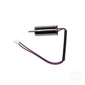 Moteur Horaire (Fil Bleu et Rouge) pour drone Cheerson CX-30 - Longueur 26mm - Diamètre Axe 1mm - Diamètre Corps 6mm
