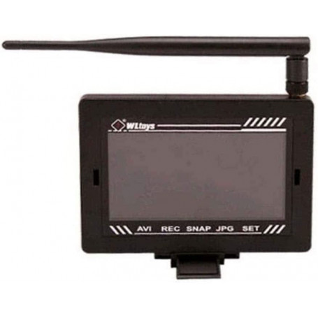 Ecran FPV retour vidéo pour drone V666 V656 V333 WLToys