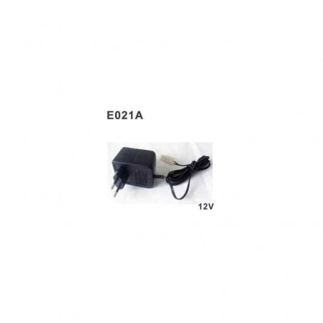 E021A, Chargeur Batterie 12V 800mA pour Monster Truck Haiboxing X-Missile