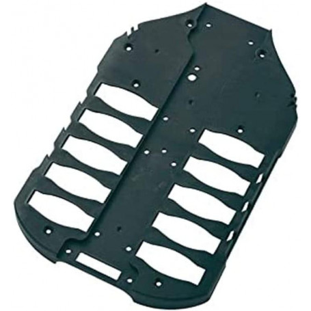 6568-P001 Chassis pour Monster Truck Haiboxing X-Missile
