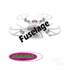 Fuselage, Coque, Canopy pour drone Jamara Catro