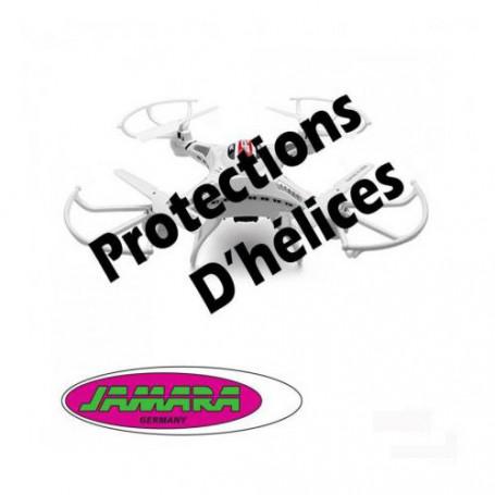 Protection d'hélices ou Protège-rotors pour drone Jamara Catro