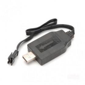 RCU8421-12, Cable USB ou cordon de rechargement pour drone UDI RC LARK FPV U842-1