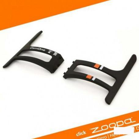 ZQE550-05 - Set train d'atterrissage pour drone Zoopa Q550 Evo
