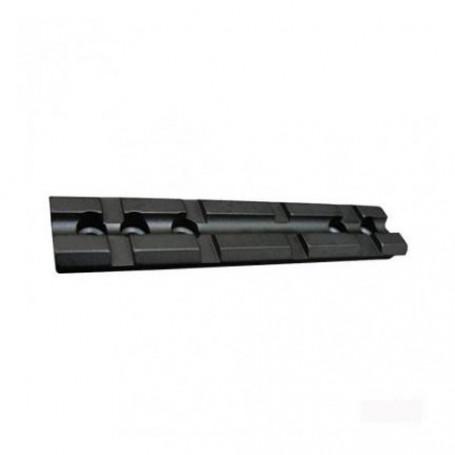 Rail de montage Picatinny 21 mm carabine M07 pour Lunette de Visée et Red Dot
