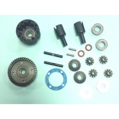5600281200 - Differentiel central complet - Pour Performer GP