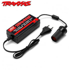 2976G, Alimentation Traxxas 200V-12V 40W pour chargeur allume-cigare