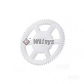 V606-12 - Main Gear par 1 ou Engrenage pour V606 et V606C WLToys