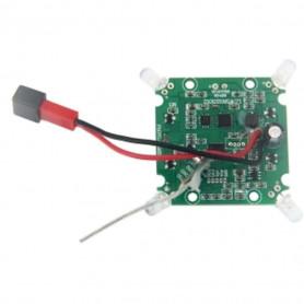 V636-01 - PCB ou Carte électronique (Récepteur 407) pour drone V636 Skylark