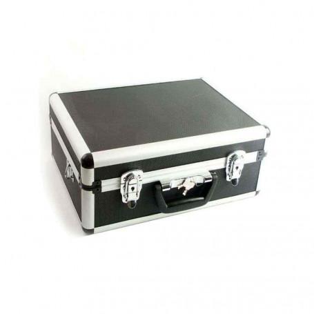 Valise Aluminium HND Small Size pour drone et radio ( 305 x 230 x 155mm )