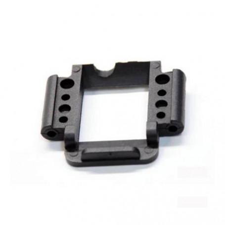 Support Fixation Bras suspension arrière Ref 02021 pour voiture RC 1/10ème HSP et Amewi