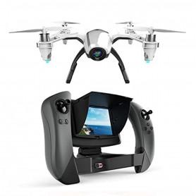 Drone KESTREL UDI RC U28-1 avec télécommande FPV ergonomique
