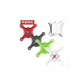 X12S-01 - Canopy, Fuselage pour Drone Syma X12 Blanc