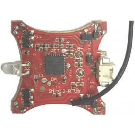 X12-05 - PCB, Circuit Board, Receiver, Récepteur, Platine ou carte électronique pour Drone Syma X12