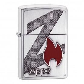 Briquet Zippo Z Flame avec coffret Velour