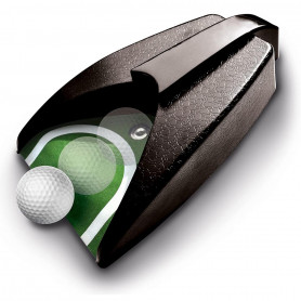 Auto Putt Returner, Système d'entrainement au Putting avec retour de balle automatique