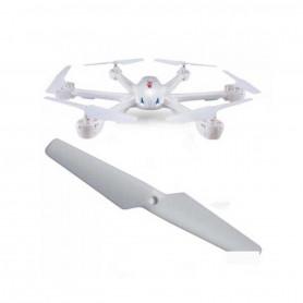 X600-03W - Blade White ou Hélice Blanche B pour drone MJX X600
