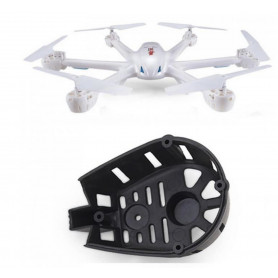 X600-09 - Motor Seat Cover pour drone MJX X600 Blanc