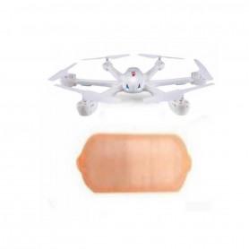 X600-17 - Cache Leds Rouge (Arrière) pour drone MJX X600