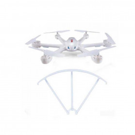 X600-14 - Protective Frame ou Protection d'hélice pour drone MJX X600 Blanc
