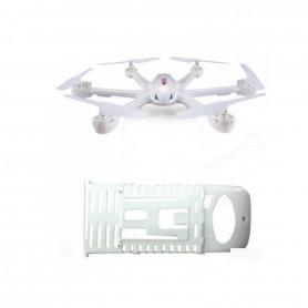 X600-19 - Battery Cover ou Cache Batterie pour drone MJX X600 Blanc