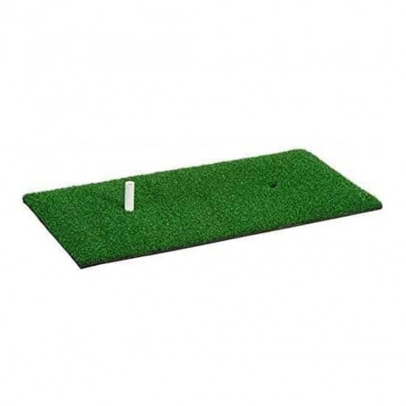 Chip and Drive Golf Mat, Tapis de Practice 30x60 pour l'entraînement au Driver, au Fer et au Bois
