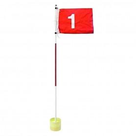 Golf Flag and Putting Cup, drapeau de golf avec Hole