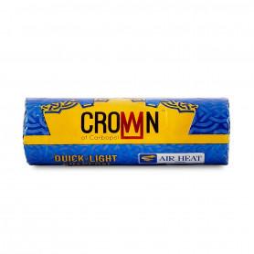 Carbopol Crown 40mm 1 Seul (Suffisant pour 2 ou 3 chichas)