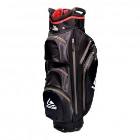 Sac Chariot de golf compartimenté 15 séparations Executive Red