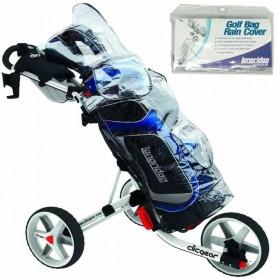 Housse de Pluie Deluxe avec poches pour Tout Type de sac de Golf