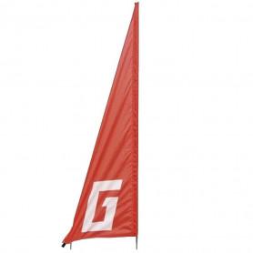 TurnFlag 3000 - Porte de Slalom Graupner pour FPV racer