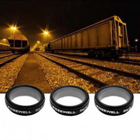 Pack Filtre étoile pour caméra GoPro Hero 4, 3 et 3+