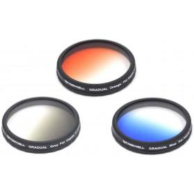 Kit de filtres gradués couleurs pour Zenmuse X5 / X5R DJI Osmo Pro et Inspire 2 Pro