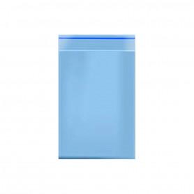 Sac plastique OrganiZip Codicolor 40 x 60 mm 60 microns Blue