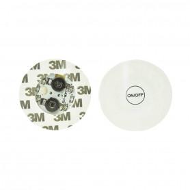 Adaptateur LED pour vase de chicha ou narguilé