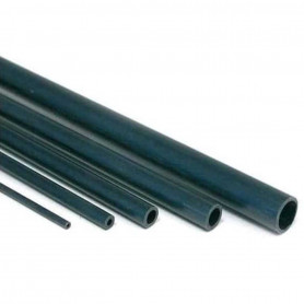 Tube profilé carré 8mm x 1000mm