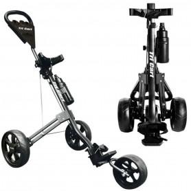 Chariot de Golf 3 roues Tricart Noir