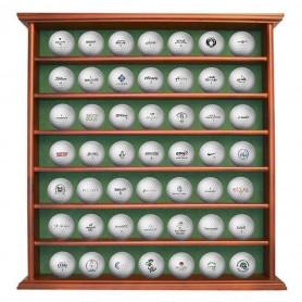 Vitrine pour balles de golf 49 emplacements