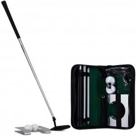 Coffret de golf avec Putter de voyage Colin Montgomerie et 2 balles