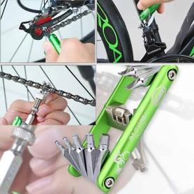 Kit réparation 11 en 1 pour vélo électrique
