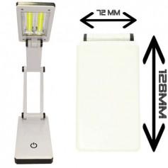 Lampe de travail à LED ultra compacte avec allumage tactile