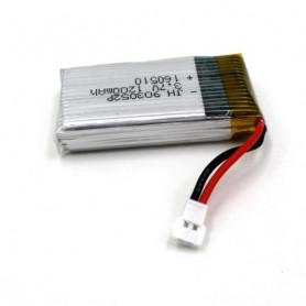 Batterie LiPo upgrade 1200mAh pour X5HC et X5HW