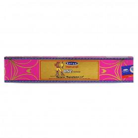 Encens indien aphrodisiaque Rose Satya Sai Baba 1x (12 batons)